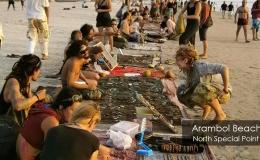 Arombol-beach